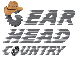 Gear Head Country Logo