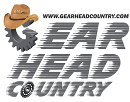 Gearhead Country Bumper Sticker