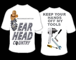Gearhead Country T-Shirt